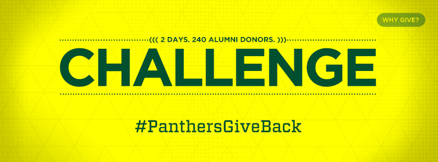 #PanthersGiveBack Challenge