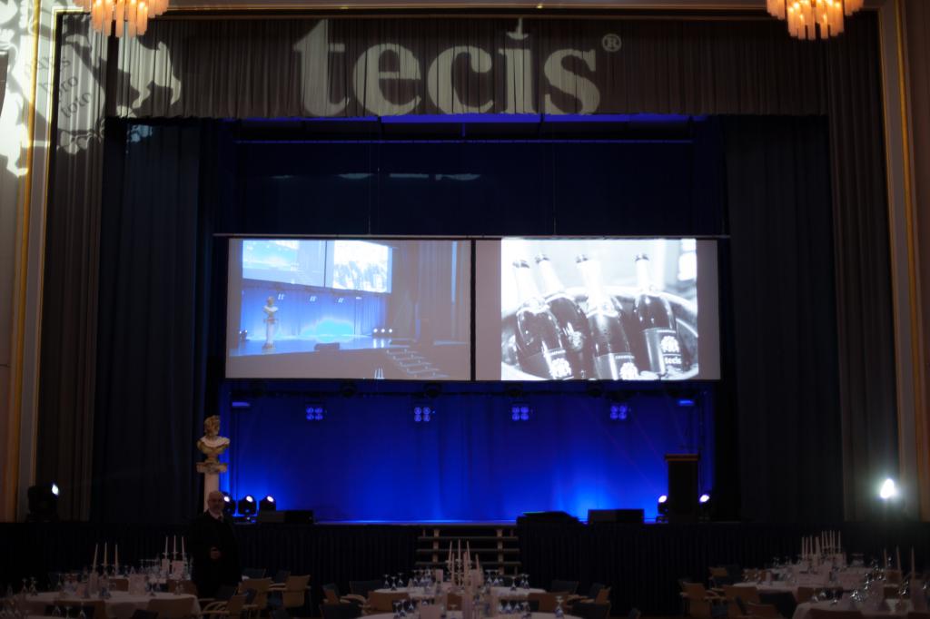 Live Show for Tecis