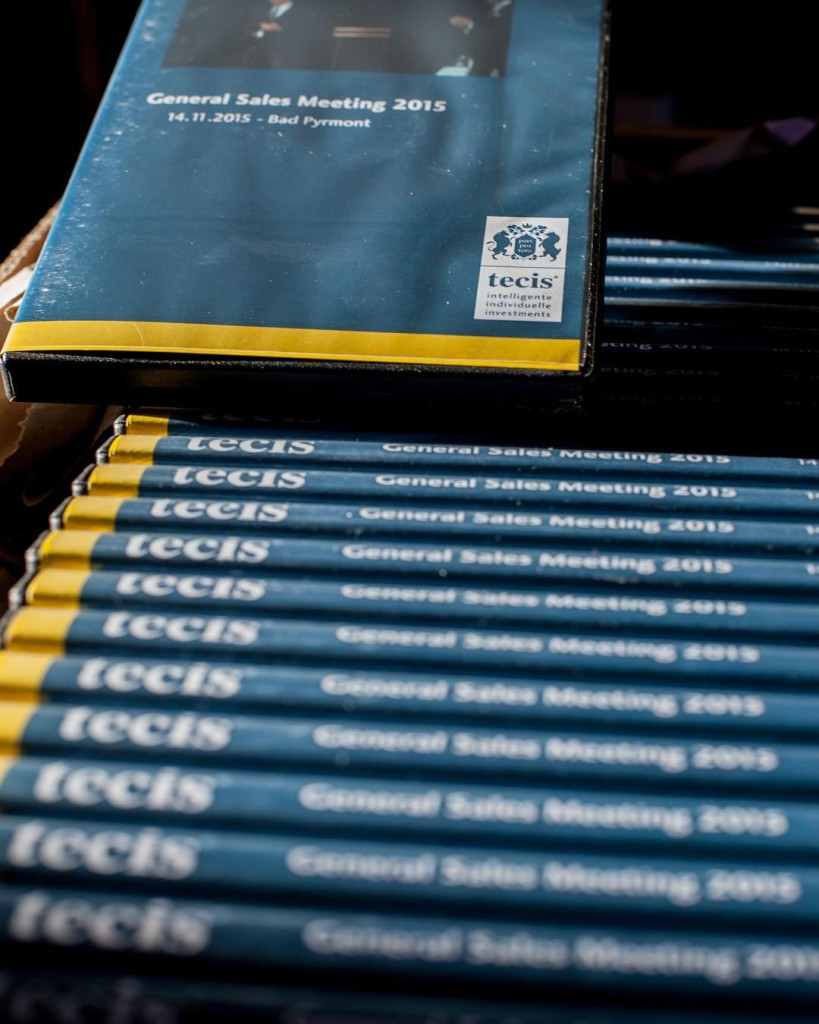 Another DVD production of a Tecis event