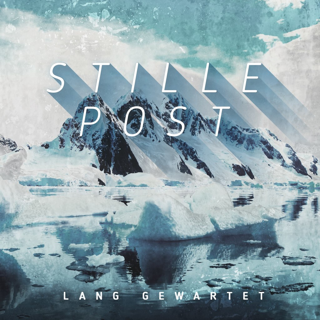 We also designed the CD cover for Stille Post's …