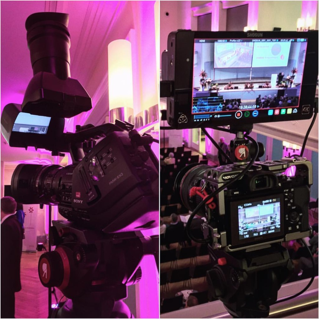 Today live-camera and recording for Stansch …