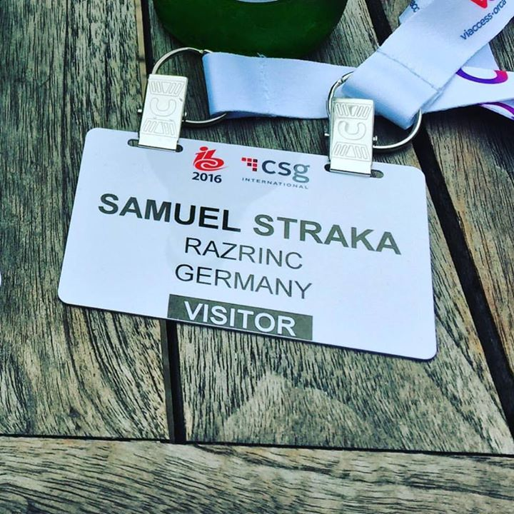 Quick visit of IBC yesterday. Nice fair and so …