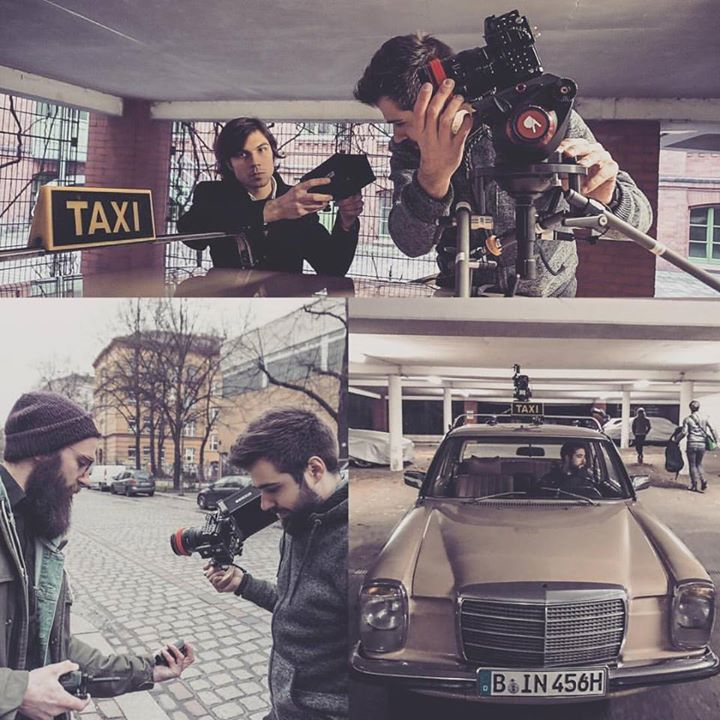 #throwbackthursday to filming the music-video for …