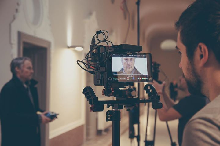 Yesterday we wrapped three days of filming for the …