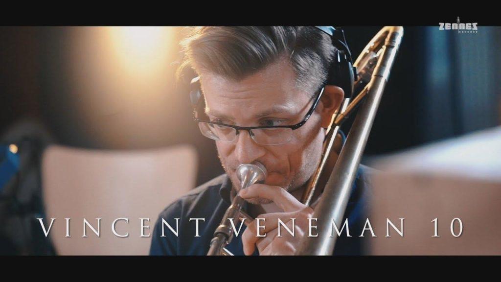 Last year we filmed Vincent Veneman – Artist Page …