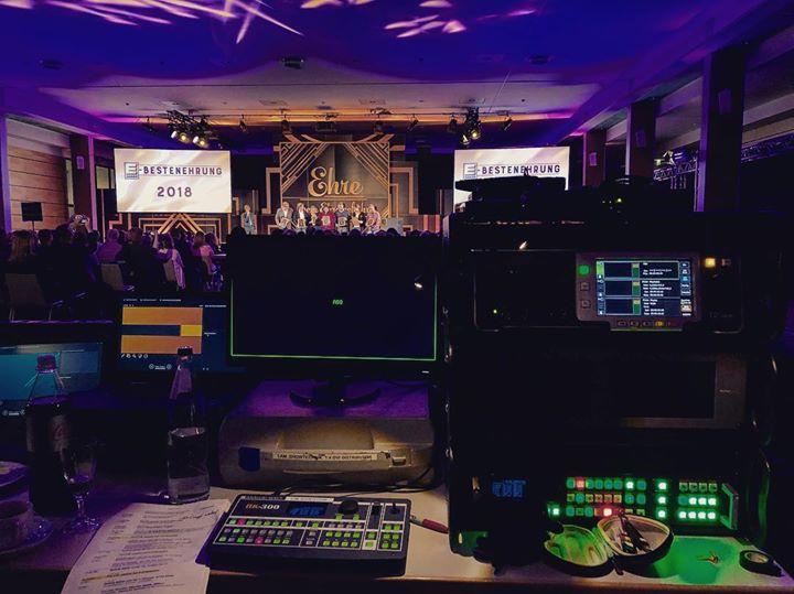 Live video for the EDEKA best apprentice awards in …