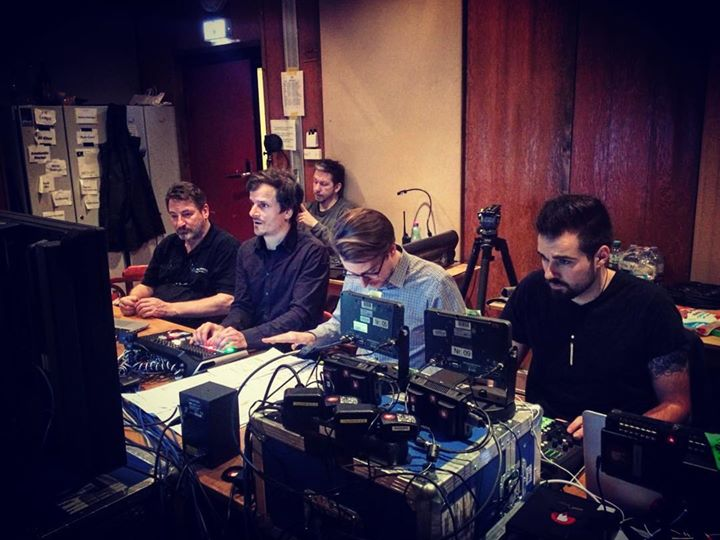 Another awesome live stream production for Takt1 …