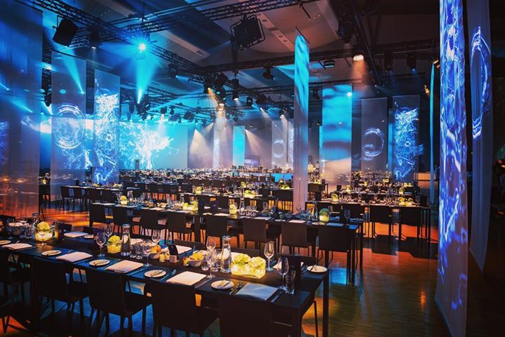 Live video and media for GROHE's ISH events a …