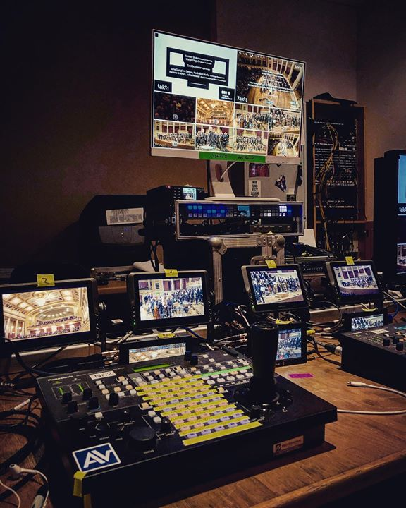 Second live stream from Wiener Konzerthaus For …
